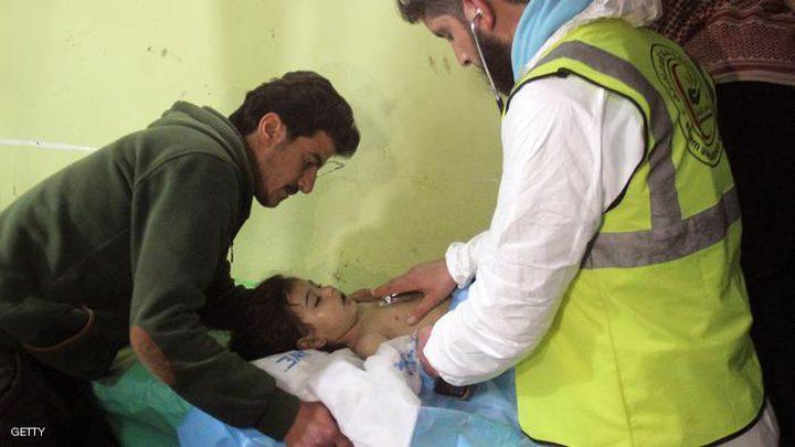 فرنسا تحمل الأسد مسؤولية هجوم خان شيخون الكيماوي