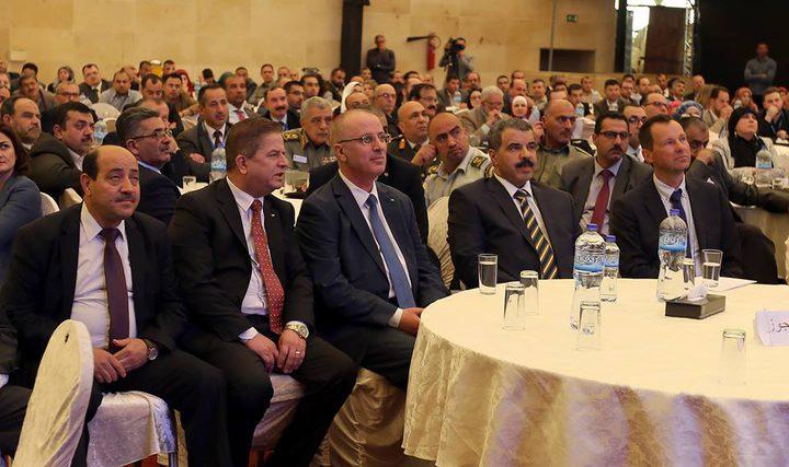 الحمد الله: مؤتمر ديوان الرقابة المالية جاء للإرتقاء بعيدا عن الفساد