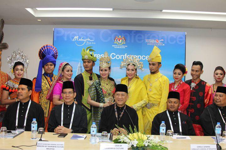 وزير السياحة الماليزي: دبي أيقونة السياحة العالمية