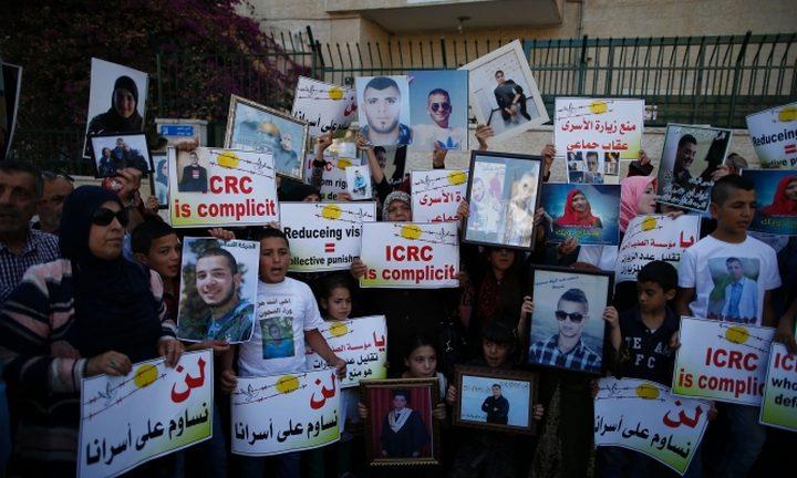 أردنيون يضربون عن الطعام تضامنًا مع الأسرى