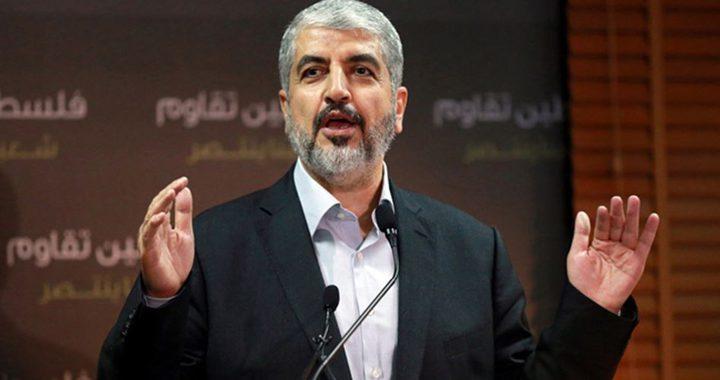 حماس تزيح الستار عن وثيقتها الجديدة الإثنين المقبل