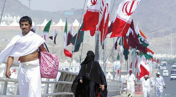 إيران: السعودية تزيد حصتنا بالحج بنسبة 35%