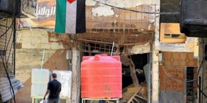 (461) لاجئة فلسطينية استشهدت بسورية
