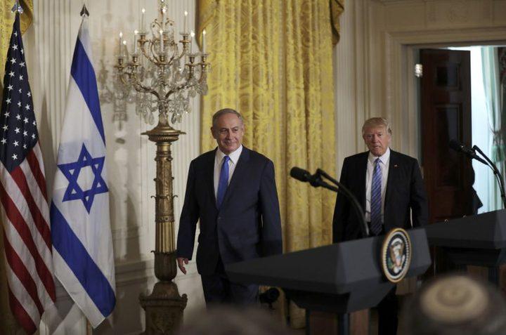 """ترامب يزور """"إسرائيل"""" في مايو المقبل"""