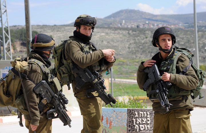 الاحتلال يقتحم بلدة الخضر