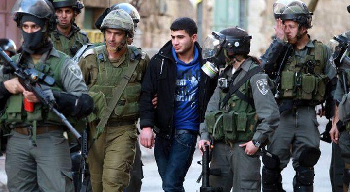 قوات الاحتلال تعتقل فتى شمال بيت لحم