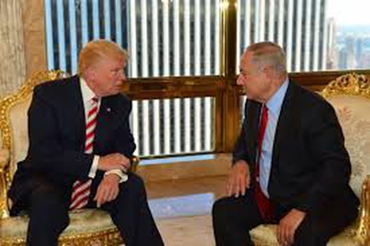 تحديد موعد زيارة ترامب لإسرائيل