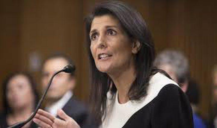 هالي: روسيا تواصل الدفاع عن النظام السوري