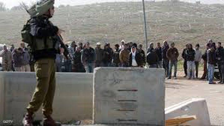أبو شهلا: 150 ألف عامل فلسطيني بإسرائيل بلا حقوق