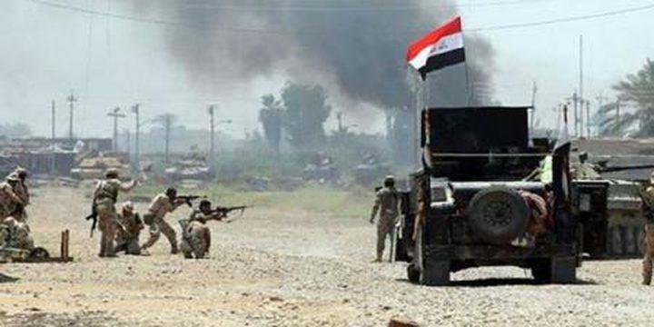 مقتل 35 عنصراً من تنظيم الدولة في العراق