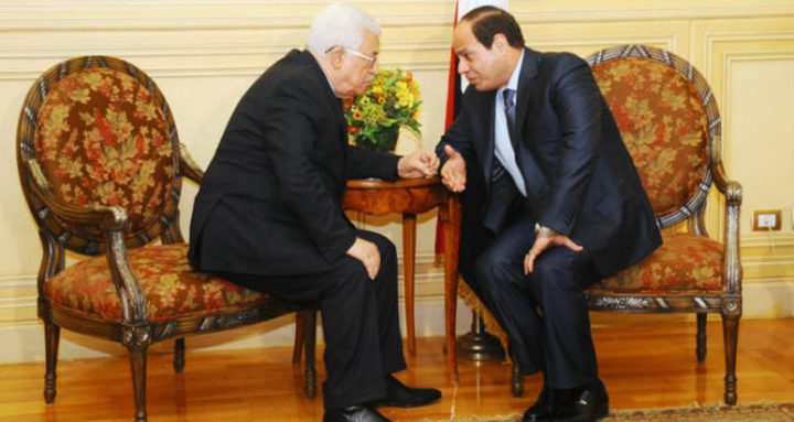 شراب: الرئيس عباس يرتب أوراقه