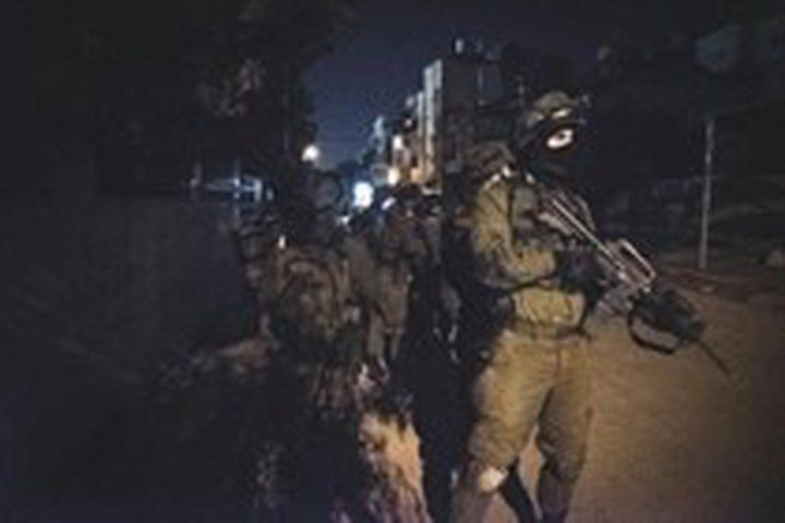 الاحتلال يصادر جهاز تسجيل كاميرات من بلدة ياسوف