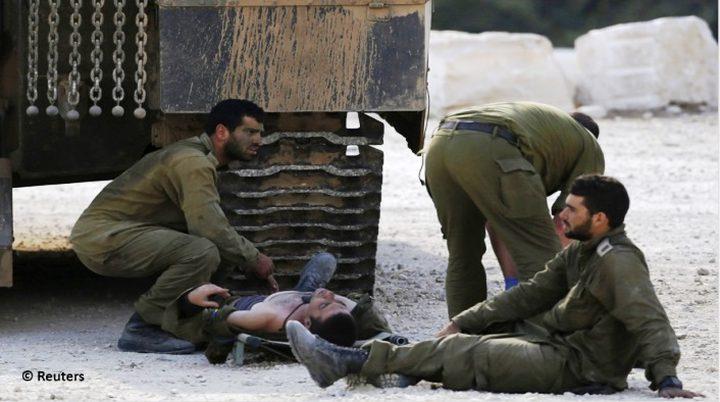 60 قتيلا بصفوف جيش الاحتلال خلال العام الماضي