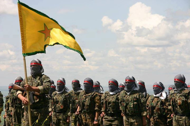 مقتل 11 من الوحدات الكردية بسوريا