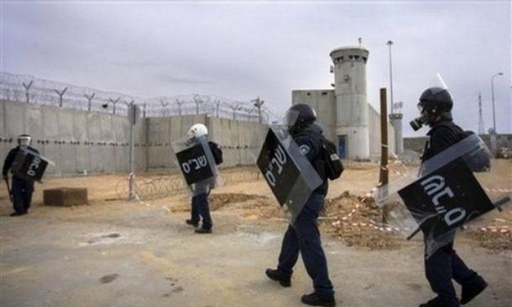 قطع الاتصالات الخلوية في منطقة سجني النقب ونفحه
