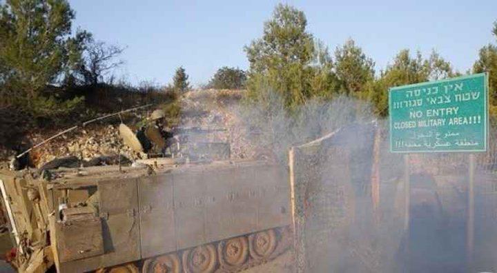 الاحتلال يعيد لبنانيًّا تسلل عبر الحدود