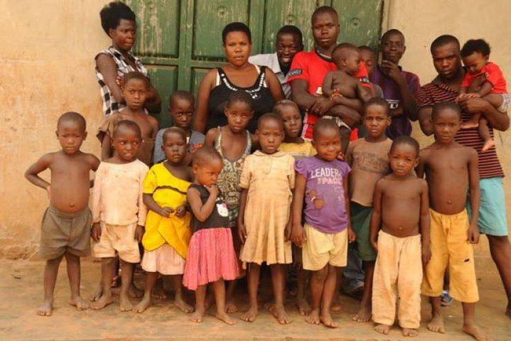 أوغندية بسن الثلاثين وأنجبت 38 طفلاً