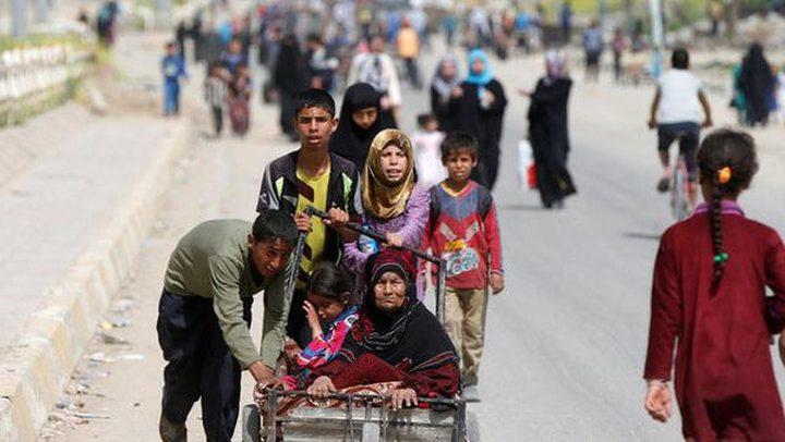 جرائم داعش خلال أسبوع بالموصل
