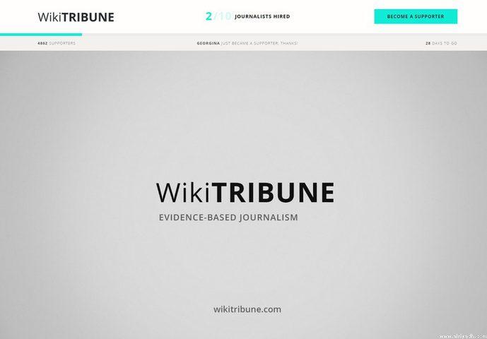 """""""ويكيتريبون"""" لكشف الأخبار الزائفة"""