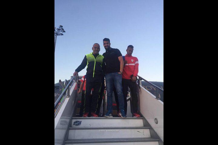 الأولمبي الفلسطيني في إسطنبول يستعد للتضامن الإسلامي