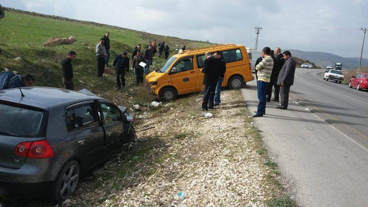 الشرطة تسجل 240 حادث سير الأسبوع الماضي