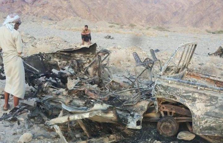 مقتل مسلحين من تنظيم القاعدة باليمن