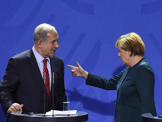 الأزمة تتفاقم بين إسرائيل وألمانيا