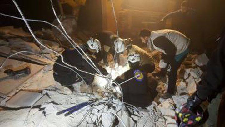 التحالف يعترف بقتل 352 مدنيا بسوريا والعراق