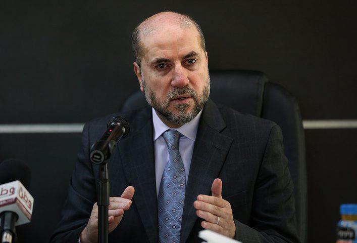 الهباش يطلع نائب وزير خارجية تايلاند على تطورات القضية الفلسطينية