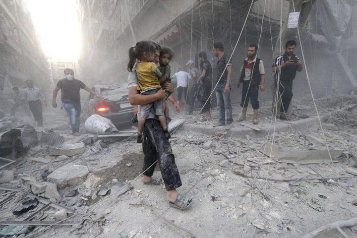 قتلى مدنيون في قصف صاروخي على ريف حلب