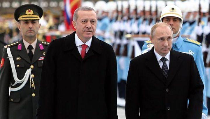 ملفات ساخنة في اللقاء المرتقب بين أردوغان وبوتين
