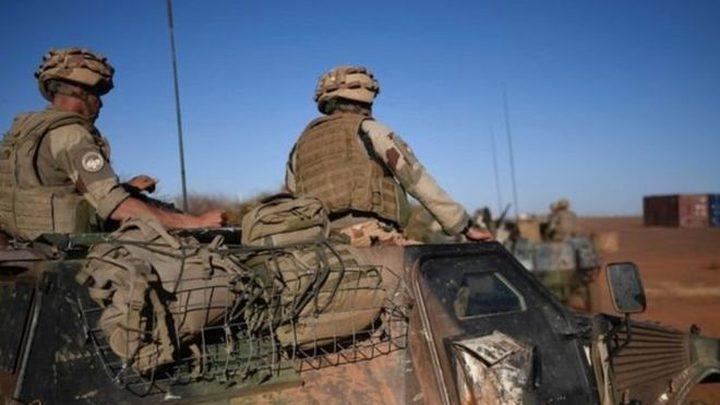 القوات الفرنسية تقتل مسلحين غرب أفريقيا