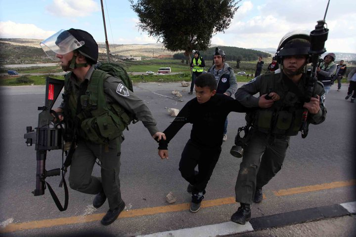 الاحتلال اعتقل 461 مواطنًا خلال إبريل