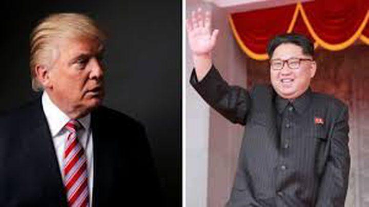 ترامب: مستعد للقاء زعيم كوريا الشمالية بالوقت المناسب