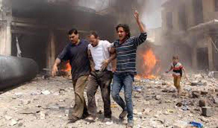 أدلة تشير لاستخدام الحكومة السورية غاز أعصاب