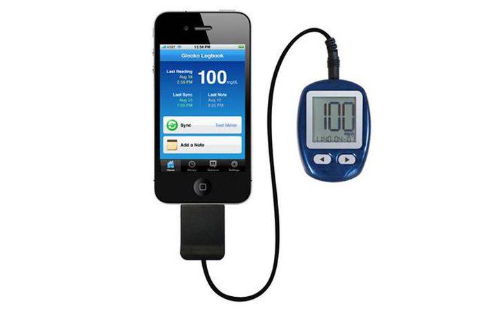 علاج السكري بالتحكم به بتطبيق هاتف