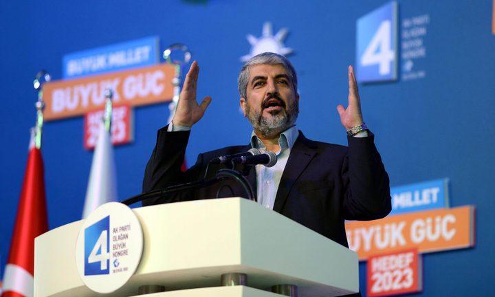 حماس تزيح اللثام عن الوثيقة في خطاب الوداع الأخير