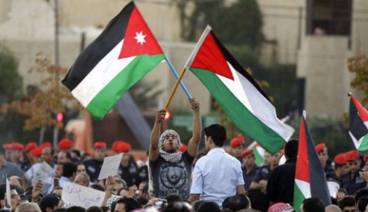 رفع علم إسرائيل في الجامعة الأردنية يثير عاصفة