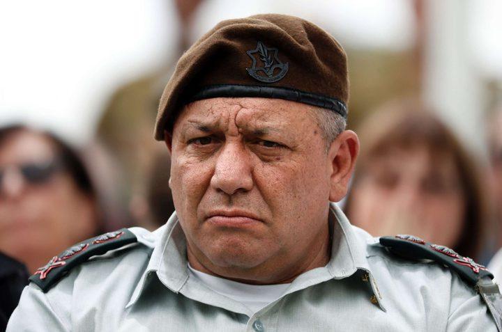 """آيزنكوت: سنعيد جنودنا """"الأسرى"""" سالمين وتدخل اوروبي للوساطة"""