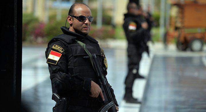 قتلى وجرحى من الشرطة في هجوم مسلح بالقاهرة