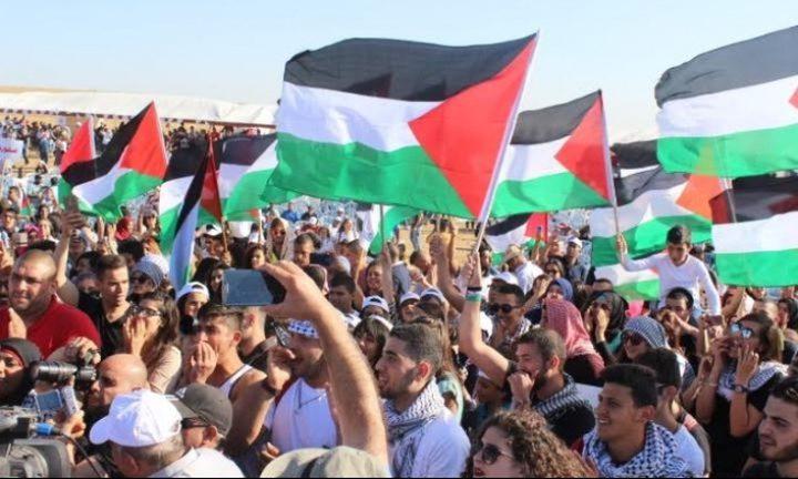 بذكرى النكبة.. مسيرة ومهرجان في قرية الكابري المهجرة