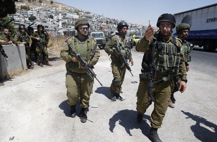 """الاحتلال يقتحم مستوطنة """"بسغات زئيف"""" !"""