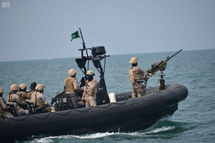 الجليل: اختتام مناورات بحرية أردنية سعودية