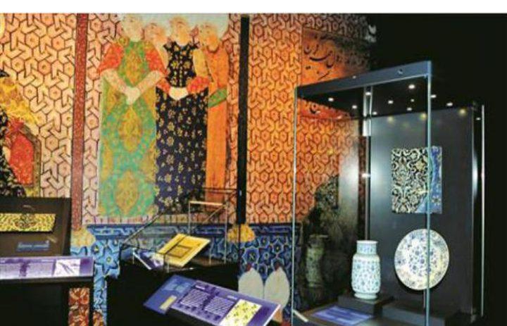 نسيج الإمبراطوريات معرض لتراث الشرق القديم