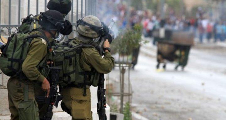 إطلاق عبوة ناسفة على قوات الاحتلال