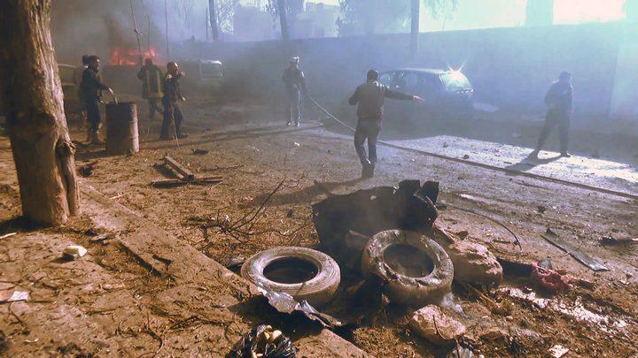 قتلى وجرحى بانفجار سيارة شمالي سوريا