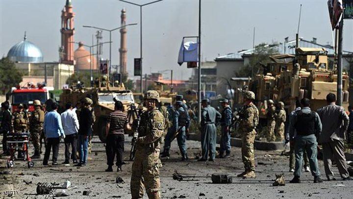 إرتفاع قتلى هجوم كابول وتنظيم الدولة يعلن مسؤوليته