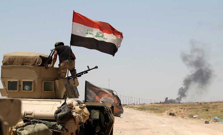 قتلى في صفوف الجيش العراقي بالأنبار