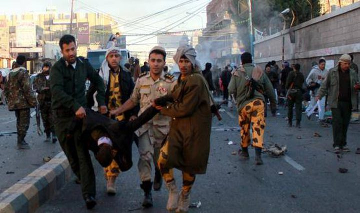 مقتل عشرات الحوثيين غربي تعز