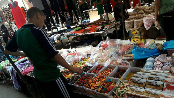 أسواق غزة .. عرض بلا طلب